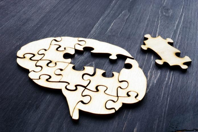 Alzheimer's Disease puzzle pieces