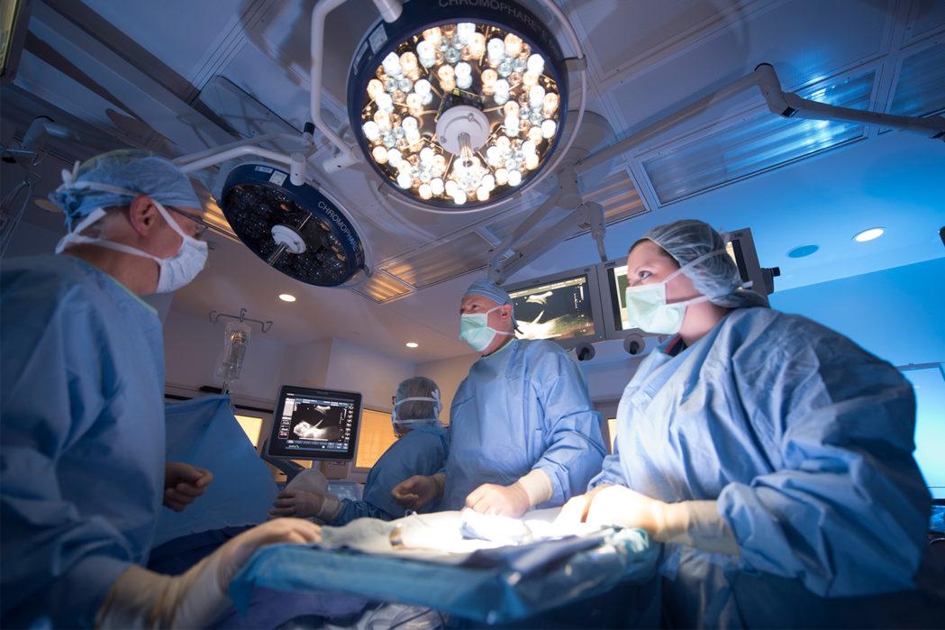 fetal syndromes fetal surgery